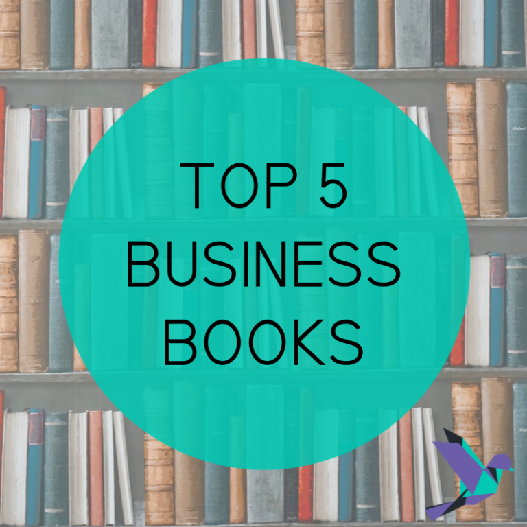 Top 5 Business Books