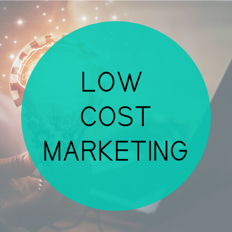 Low Cost Marketing Tips
